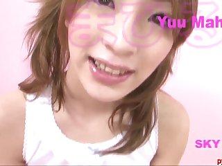 Yuu Mahiru pumped in both her  - More at Pissjp.com