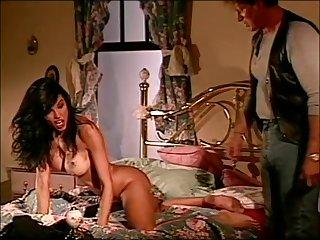 Hank Armstrong spanking Anna Malle vintage fetish bdsm