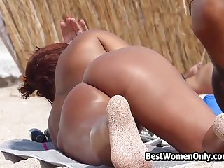 Nudist Beach Horny Couples Caugh By Spycam