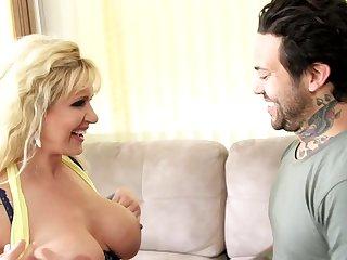 Full-Bosomed Inked Up Mature - Hardcore Porn