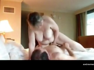 Sex during our vacation.  Oral sex and horny fucking.