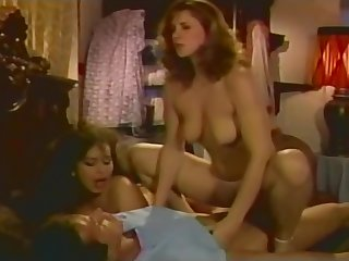 Alicia Monet and Friend Blow Peter North