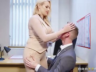 Angel Wicky is a luxurious ash-blonde mummy who s constantly providing titjobs to her fucking partners