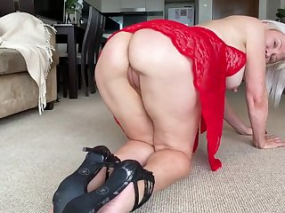Sexy milf gilf lingerie