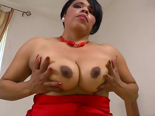 Faby Hard Sex - butt fucking mommy