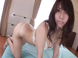 Amateur homemade compilation of sexy Japanese wife Aise Satoriko