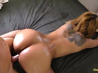 Curvy Thai Girl Gone Wild!
