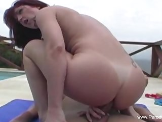 Brazil Adventure With Brunette Hotties Together With Fun
